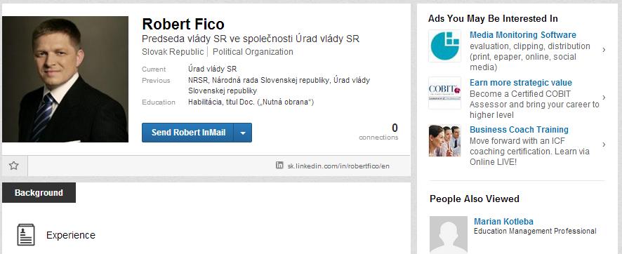 linkedin fico 20140113