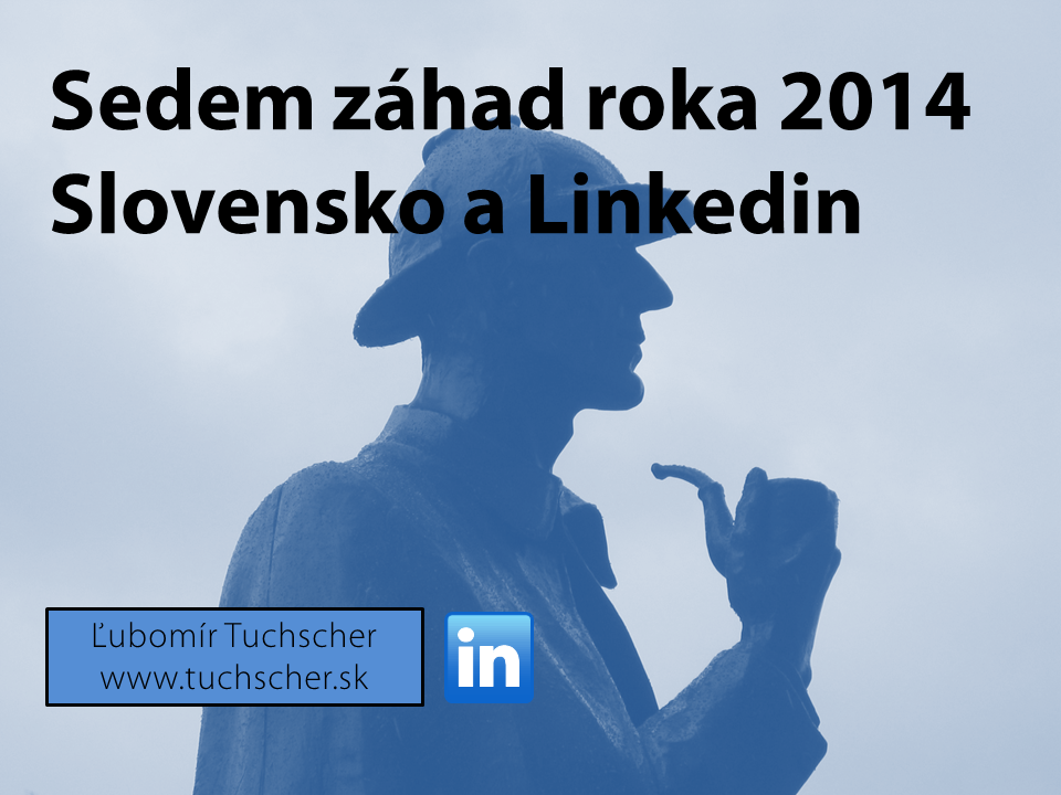Slovensky Linkedin 2014